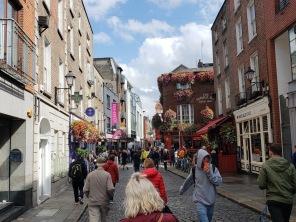 Dublin Temple District