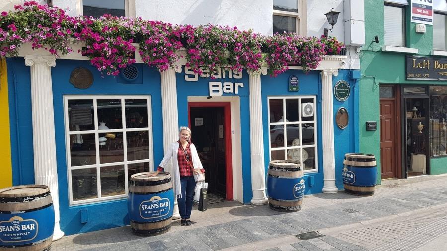 Sean's Bar in Athlone